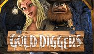 Gold Diggers – автомат на деньги