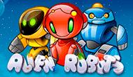 Alien Robots бесплатный автомат