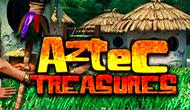 Автомат Aztec Treasures 3D онлайн
