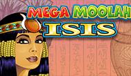 Онлайн автомат Mega Moolah Isis